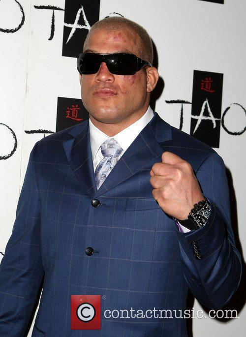 Tito Ortiz hosts an after fight party at...