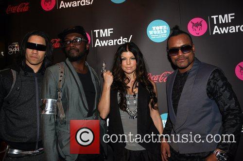 The Black Eyed Peas The 2009 TMF Awards...