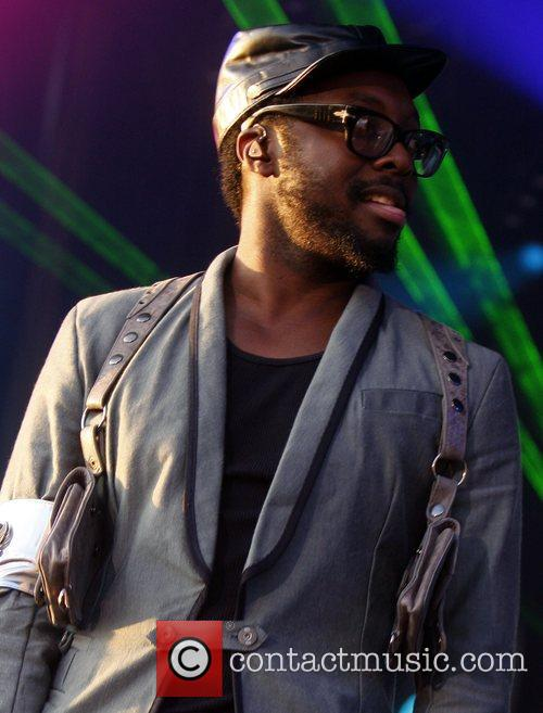 Will.i.am of The Black Eyed Peas The 2009...