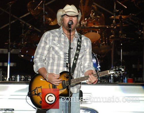 Toby Keith 20