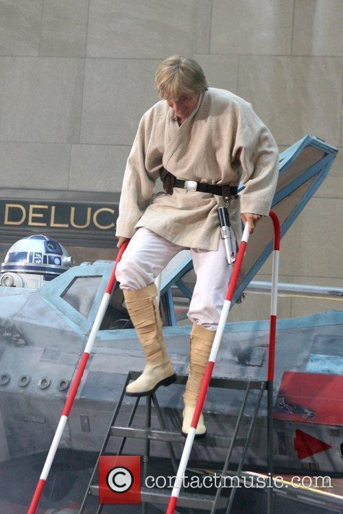 Matt Lauer and Star Wars 2