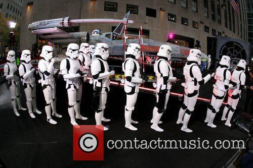 Storm Troopers and Star Wars
