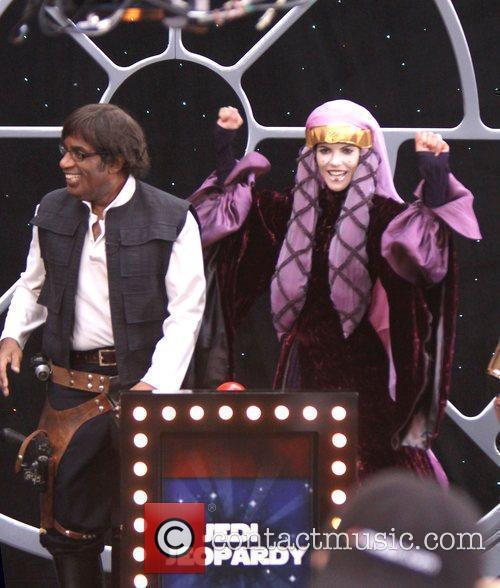 Al Roker and Star Wars 5