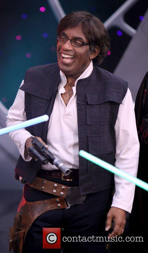 Al Roker and Star Wars 4
