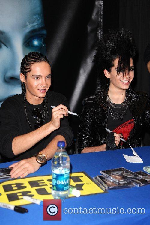 Bill Kaulitz and Tom Kaulitz 6