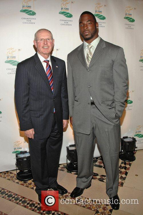 The fifth annual Tom Coughlin Jay Fund Foundation...