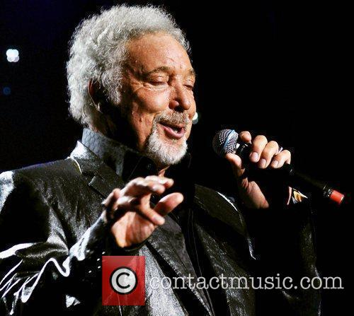 Tom Jones performs at Guinness' St James's Gate...