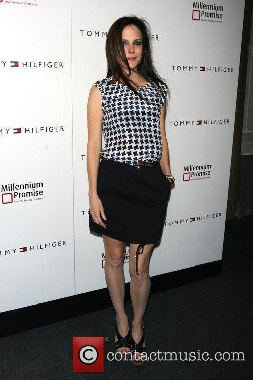 Mary-Louise Parker Fifth Avenue Global Flagship Opening celebration...