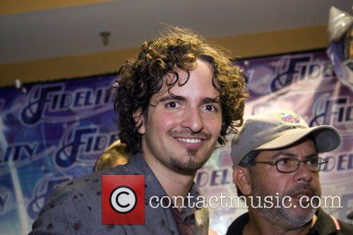 Tommy Torres Press conference for the Noche de...