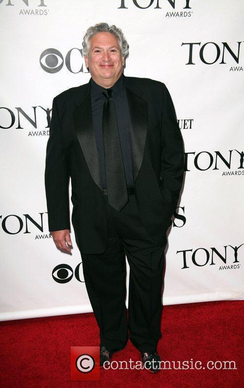 Actor Harvey Fierstein The 63rd Tony Awards held...