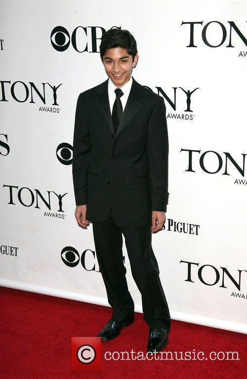 Actor Mark Indelicato  The 63rd Tony Awards...