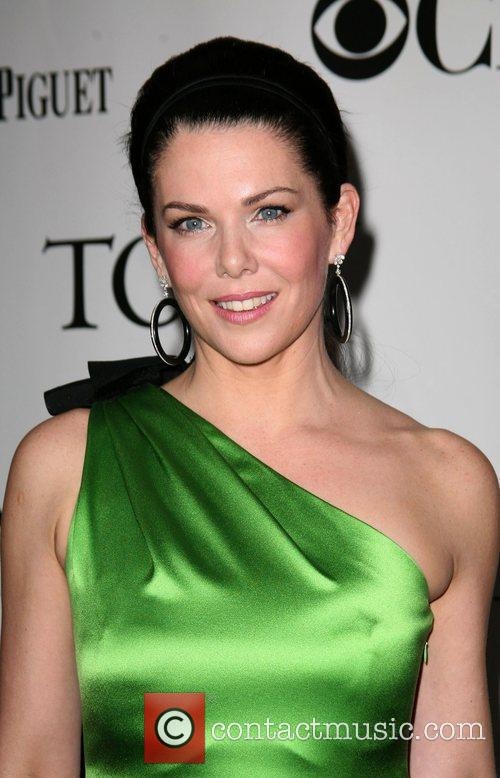 Actress Lauren Graham The 63rd Tony Awards held...