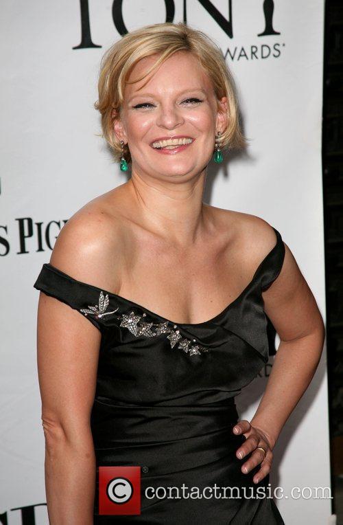 Actress Martha Plimpton 1