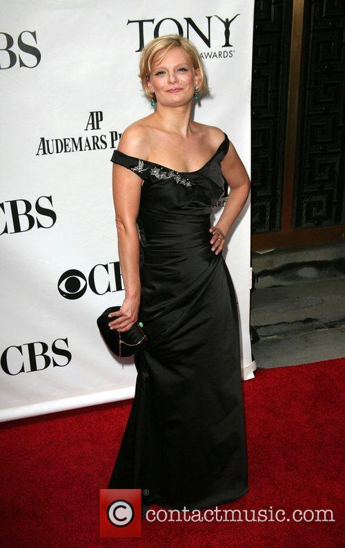 Actress Martha Plimpton The 63rd Tony Awards held...
