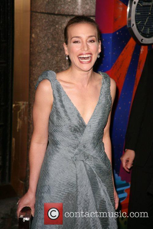 Actress Piper Perabo The 63rd Tony Awards held...