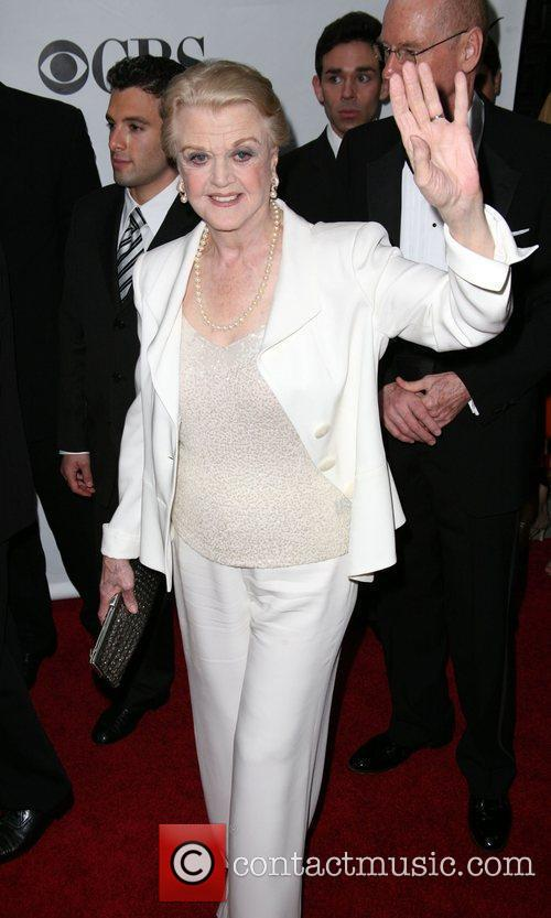 Angela Lansbury The 63rd Tony Awards held at...