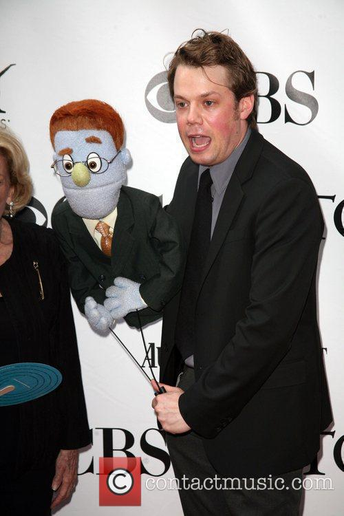 Avenue Q Cast  The 63rd Tony Awards...