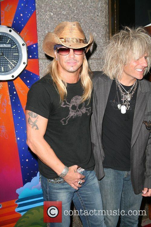 Bret Michaels and CC Deville of Poison The...