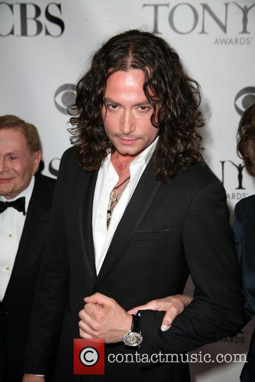 Constantine Maroulis The 63rd Tony Awards held at...