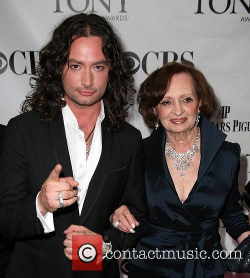Constantine Maroulis and guest The 63rd Tony Awards...