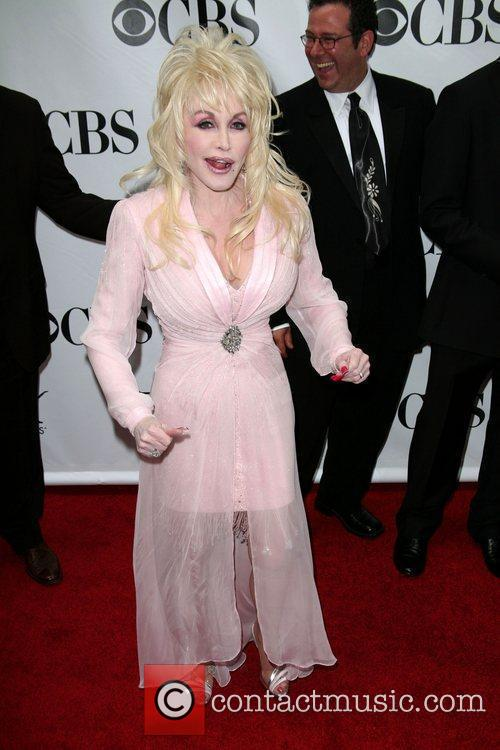 Dolly Parton The 63rd Tony Awards held at...