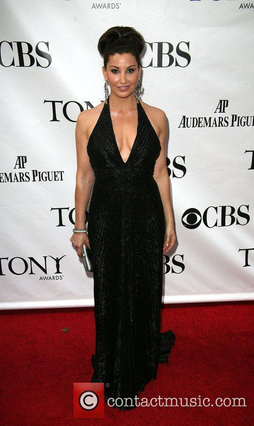 Gina Gershon The 63rd Tony Awards held at...