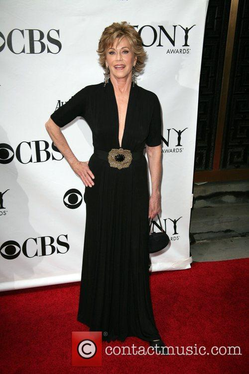 Jane Fonda, Radio City Music Hall, Tony Awards