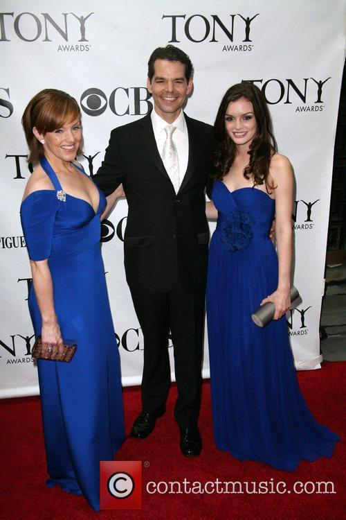 Jennifer Damiano and guests The 63rd Tony Awards...
