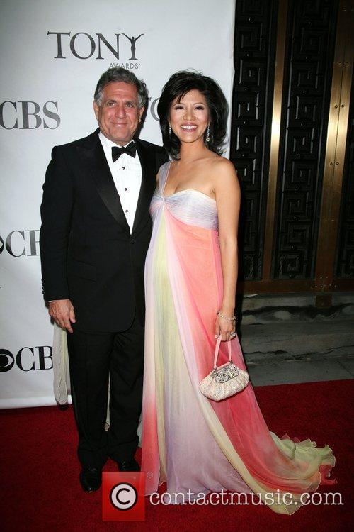 Julie Chen and guest The 63rd Tony Awards...