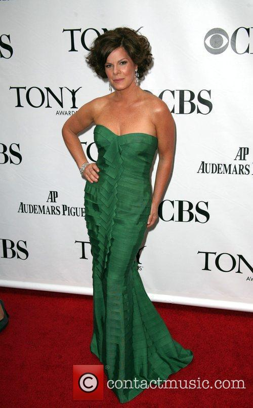Actress Marcia Gay Harden The 63rd Tony Awards...