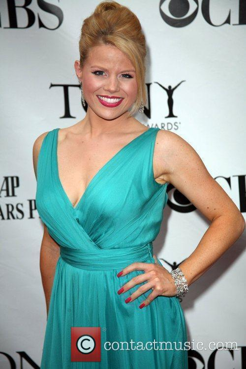 Megan Hilty The 63rd Tony Awards held at...
