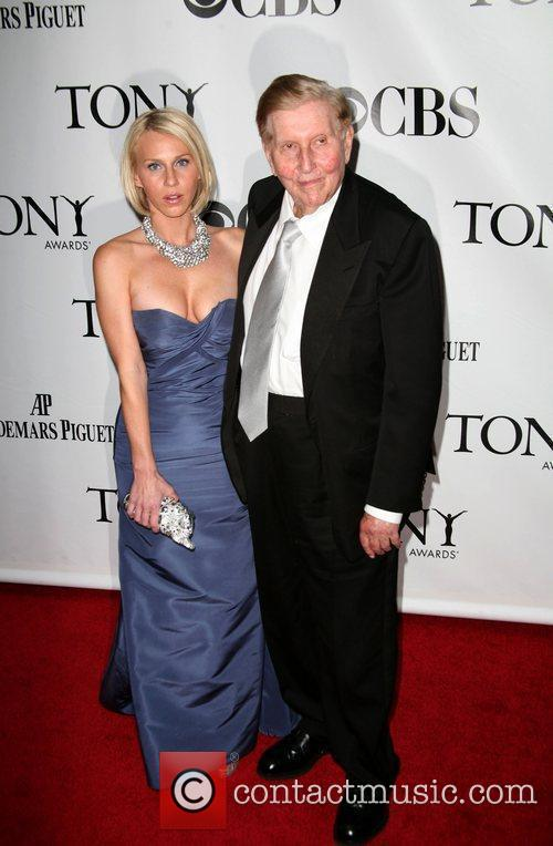 Summer Redstone and guest The 63rd Tony Awards...