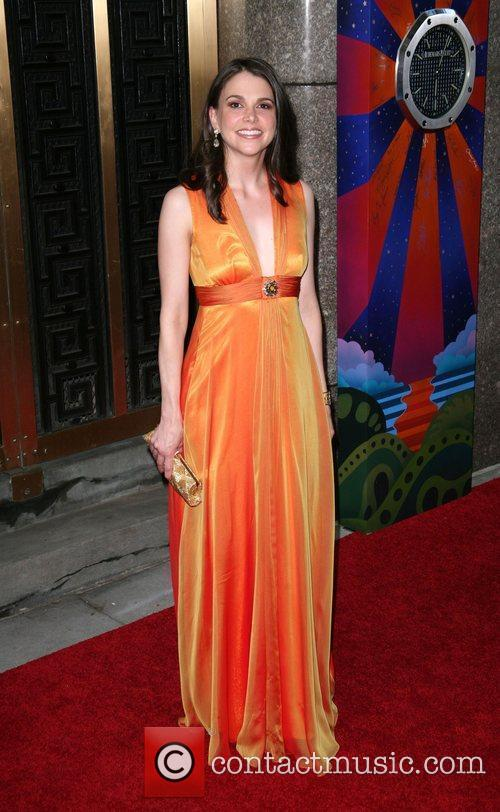 Sutton Foster The 63rd Tony Awards held at...