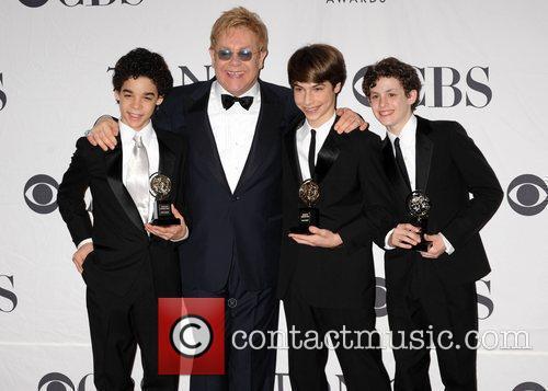 David Alvarez and Elton John 1