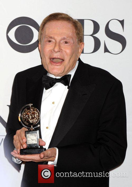 Jerry Herman The 63rd Tony Awards held at...