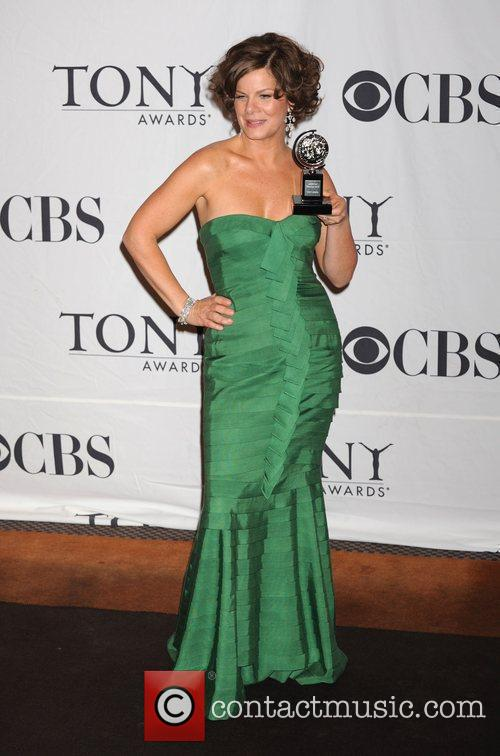 Marcia Gay Harden The 63rd Tony Awards held...