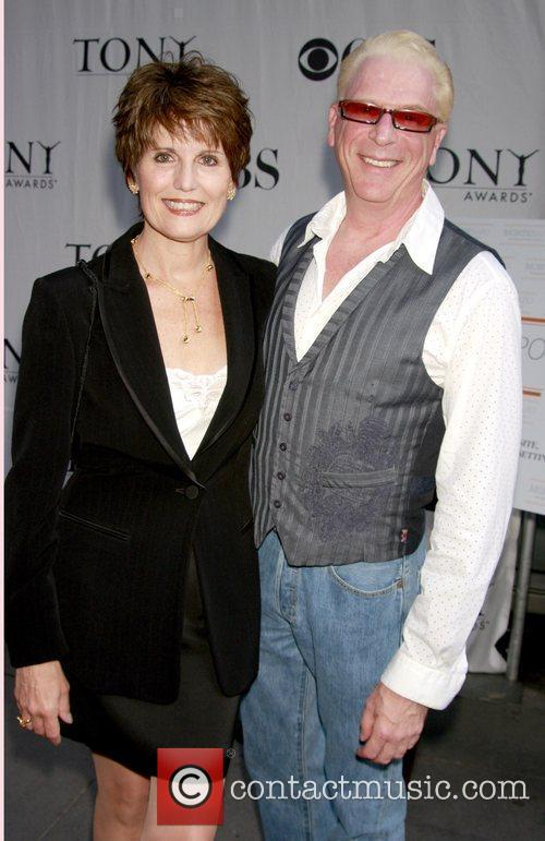 Lucie Arnaz and Her Musical Director Ron Abel 2