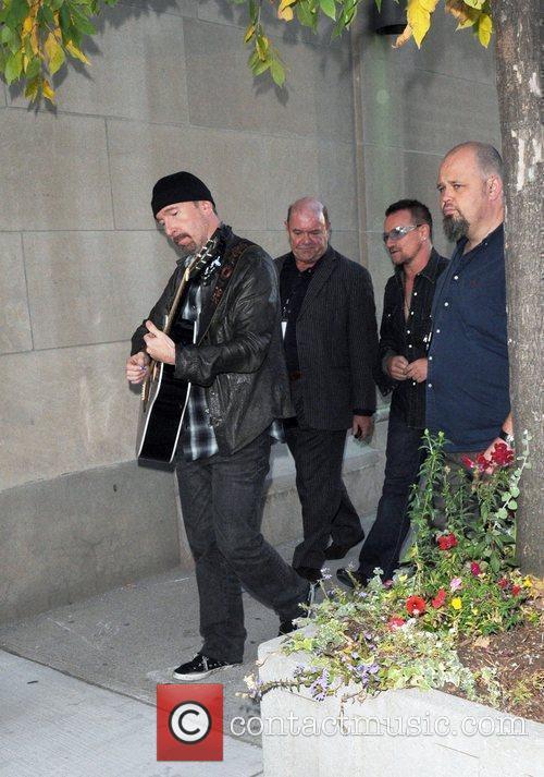 The Edge and Bono 2