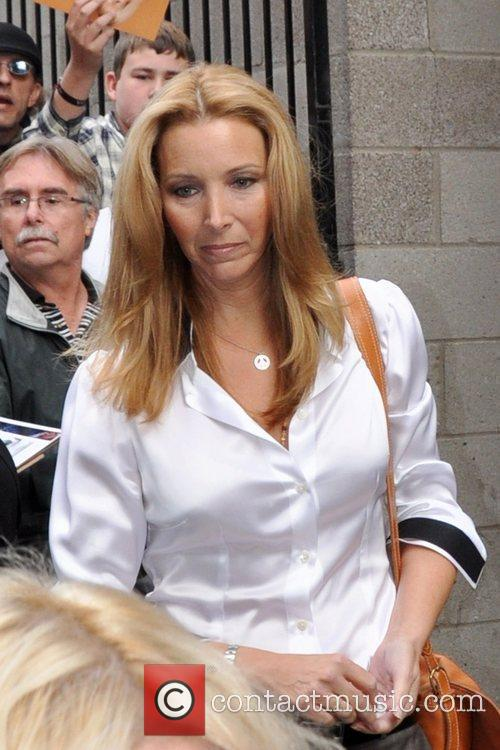 Lisa Kudrow out and about during the 2009...