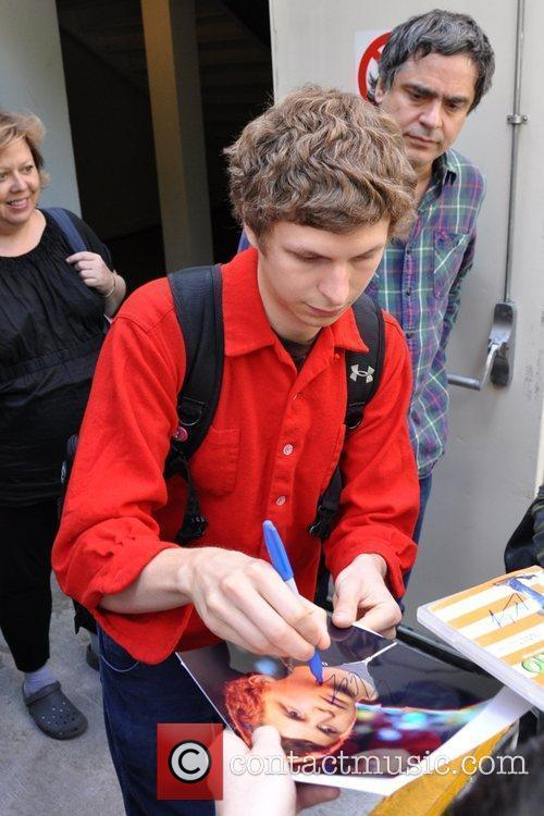 Michael Cera out and about during the 2009...