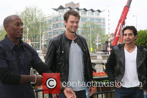 Tyrese Gibson and Josh Duhamel 2