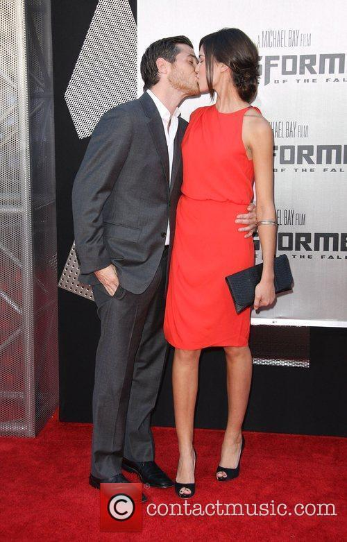 Dave Annable, Odette Yustman and Los Angeles Film Festival 1