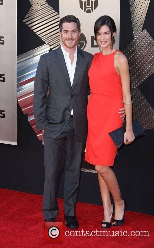 Dave Annable, Odette Yustman and Los Angeles Film Festival 2