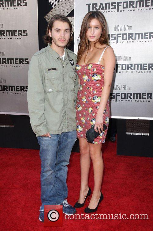 Emile Hirsch, Brianna Domont and Los Angeles Film Festival 4