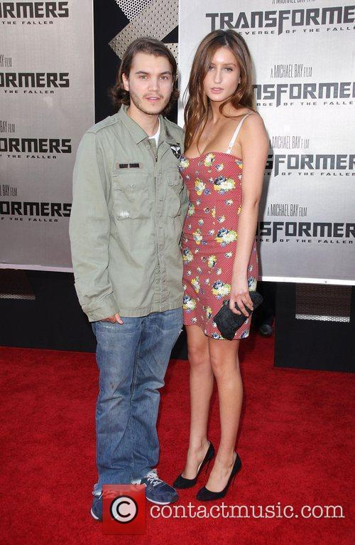 Emile Hirsch, Brianna Domont and Los Angeles Film Festival 3