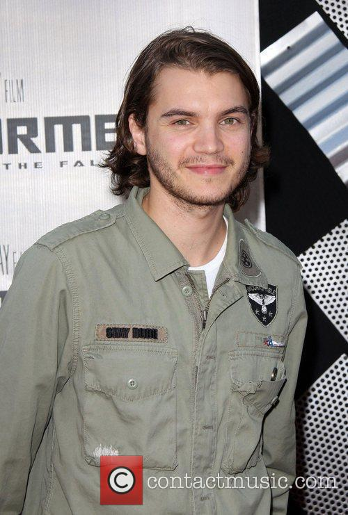 Emile Hirsch and Los Angeles Film Festival 1