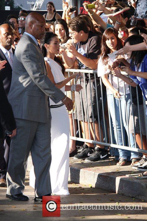 Megan Fox and Los Angeles Film Festival 2
