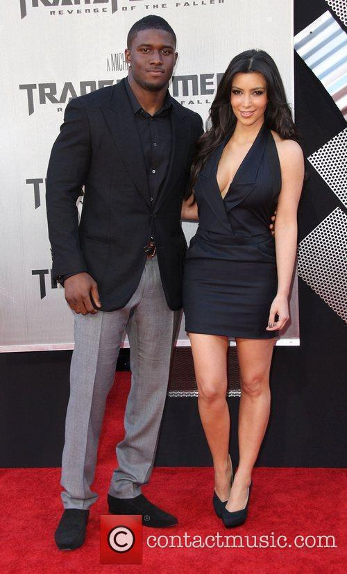 Reggie Bush, Kim Kardashian and Los Angeles Film Festival 3