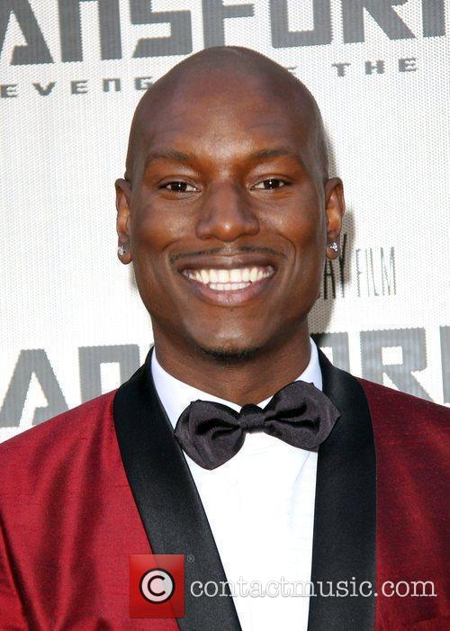 Tyrese Gibson and Los Angeles Film Festival 3