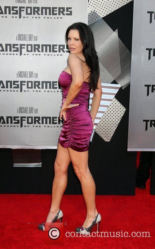 Christa Campbel and Los Angeles Film Festival 1